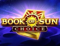 Слот Book of Sun: Choice