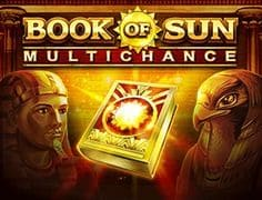 Слот Book of Sun Multichance